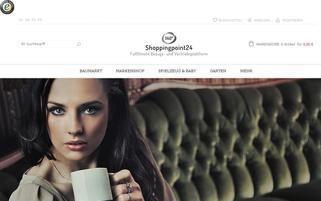 Shoppingpoint24 Webseiten Screenshot