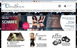 Sineros Webseiten Screenshot