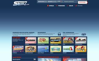 Skill7 Webseiten Screenshot