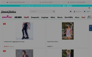 smartstylez.de Webseiten Screenshot