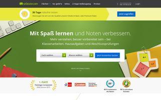 Sofatutor Webseiten Screenshot