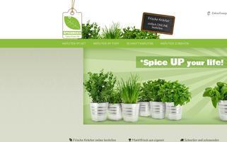 spiceboxx.de Webseiten Screenshot