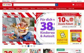 Spiele-Max Webseiten Screenshot