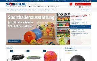 sport-thieme.ch Webseiten Screenshot