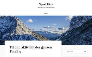 sportrade.de Webseiten Screenshot