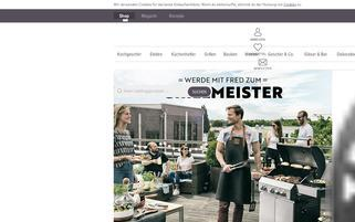Springlane Webseiten Screenshot