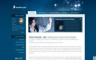 Star24 Webseiten Screenshot
