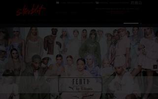 Stierblut Webseiten Screenshot
