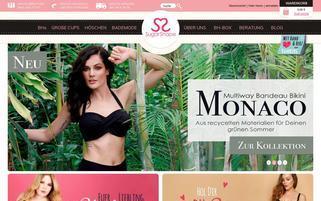 SugarShape Webseiten Screenshot