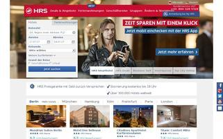 Surprice Hotels Webseiten Screenshot
