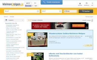surprisebag Webseiten Screenshot