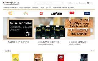 sweet-and-fine.de Webseiten Screenshot