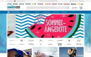 swiminn.com Webseiten Screenshot