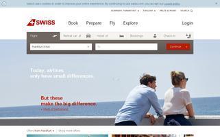 Swiss Webseiten Screenshot