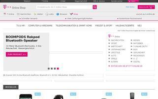 t-online-shop.de Webseiten Screenshot