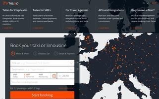 Talixo Webseiten Screenshot