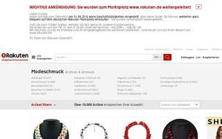 Tamaras Perlenshop Webseiten Screenshot