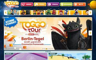toggo-mobile.de Webseiten Screenshot
