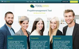toolding.de Webseiten Screenshot
