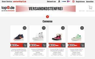 Top12 Webseiten Screenshot