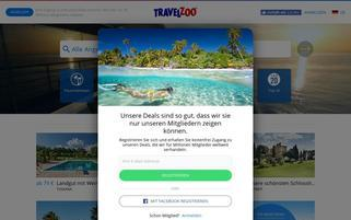 Rabattcode Travelzoo