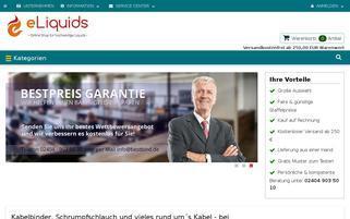 trockenfrucht24.de Webseiten Screenshot