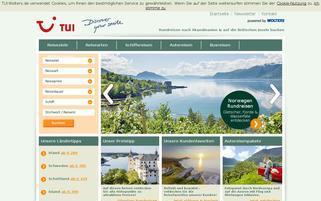 tui-wolters.de Webseiten Screenshot