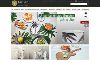 tujuh Webseiten Screenshot