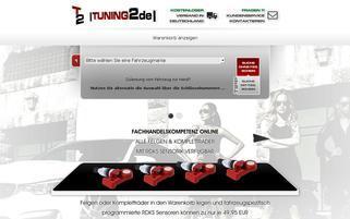 tuning2.de Webseiten Screenshot