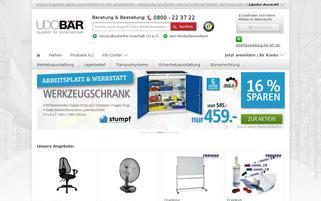 Udo Bär Schweiz Webseiten Screenshot