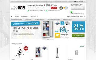 Udo Bär Österreich Webseiten Screenshot