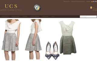 Upper Class Style Webseiten Screenshot