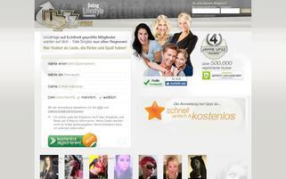 upzz Webseiten Screenshot