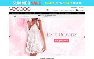 vessos Webseiten Screenshot