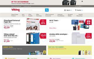 Viking Österreich Webseiten Screenshot