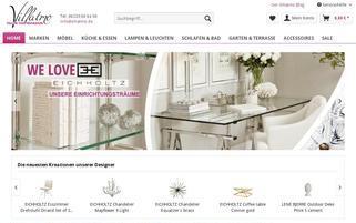 Villatmo Webseiten Screenshot