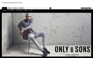 Vimodos Webseiten Screenshot