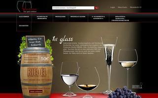 Vinosion Webseiten Screenshot