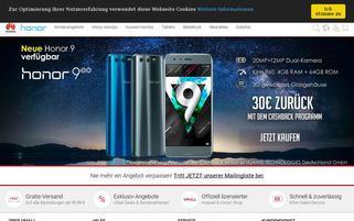 vMall Webseiten Screenshot