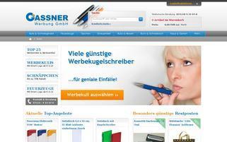 Werbekuli.de Webseiten Screenshot