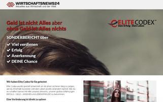 wirtschafts-news24.com Webseiten Screenshot