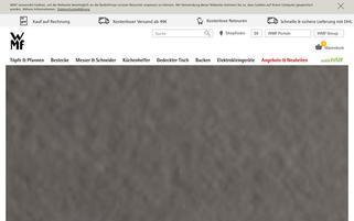 wmf Webseiten Screenshot