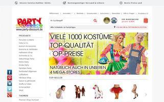WOOOOZY Webseiten Screenshot