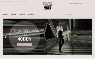World of Lingerie Webseiten Screenshot