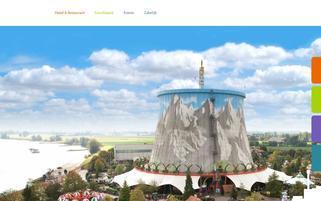 Wunderland Kalkar Webseiten Screenshot