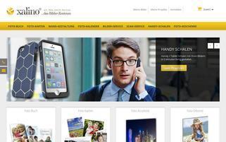 Xalino Webseiten Screenshot