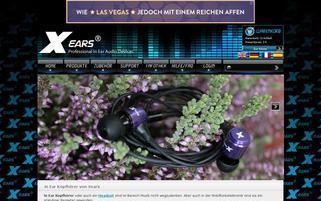 Xears Webseiten Screenshot