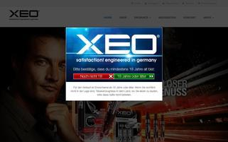 xeocigs.com Webseiten Screenshot