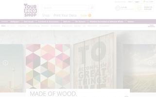 yourdecoshop.com Webseiten Screenshot