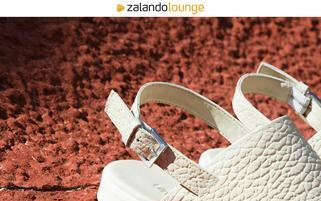 Zalando Lounge Webseiten Screenshot